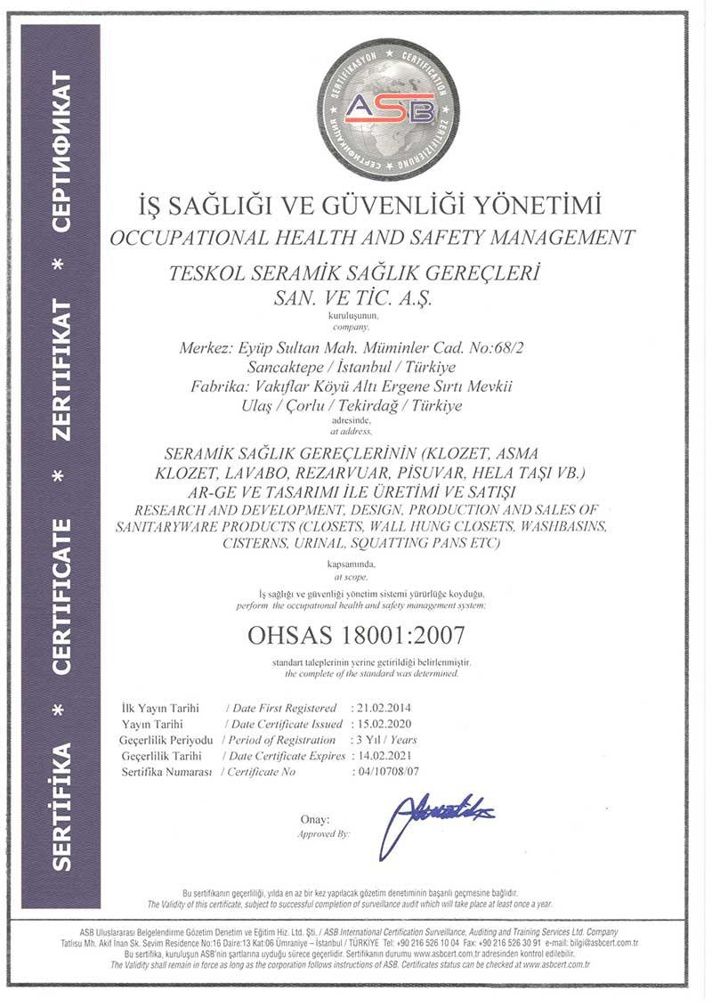teskol_ohsas_18001_2007_gncel